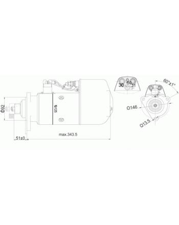ELECTROMOTOR 19024196